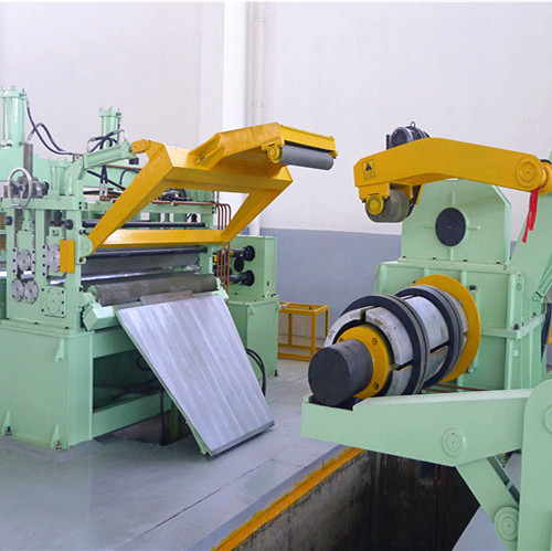 (0.4-4)×1600mm Slitting Line