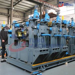 ERW 254mm Tube Mill