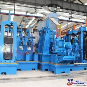 ERW 426mm Tube Mill
