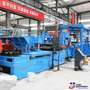 ERW 508mm Tube Mill