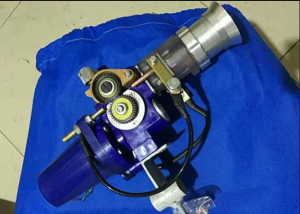 Zinc Spraying Device