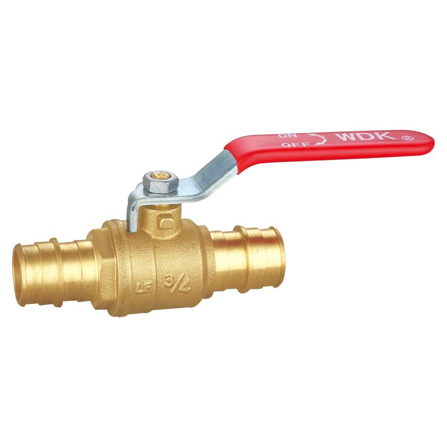 Brass Ball Valve F1960PEX Featured Image