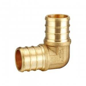 Brass Fitting F1807 Elbow
