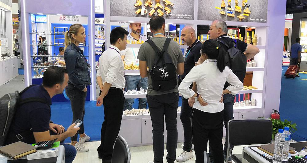 On October 15,2019,WandeKai took part in the 126th Canton Fair.