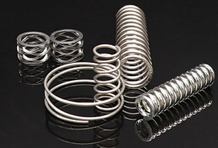 Compression springs offer a force when the spring is compressed axially.We ...