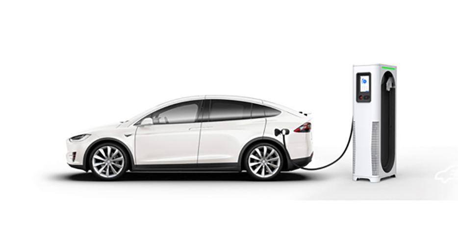Volkswagen mobile charging station will debut in Germany next March