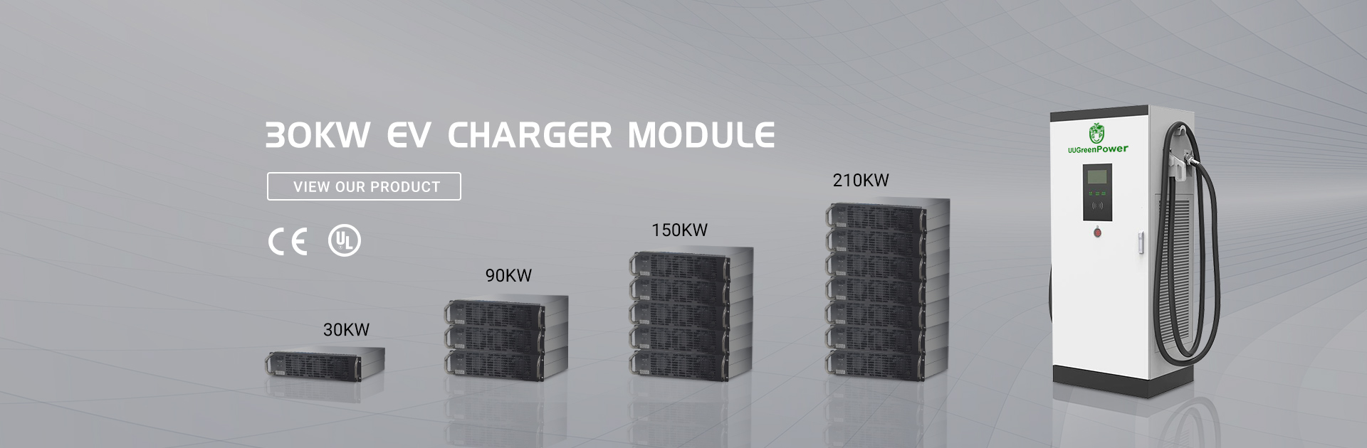 SUPER WIDE RANGE CONSTANT POWER CHARGING MODULE