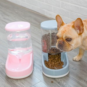 Water Dispenser 3.8L Pet Portable Water Dispenser Cat Dog Washable Water Dispenser Pet Dog Cat Automatic Feeder