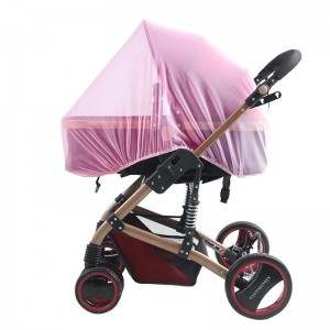 Enlarged Encrypted Baby Stroller Mosquito Nets Universal Mosquito Nets for Baby Carriages Fully Covered Mosquito Nets for Baby Cart