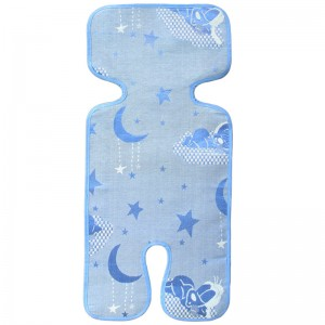 Baby Stroller Mat New Baby Stroller Ice Mat Washable Five Point Universal
