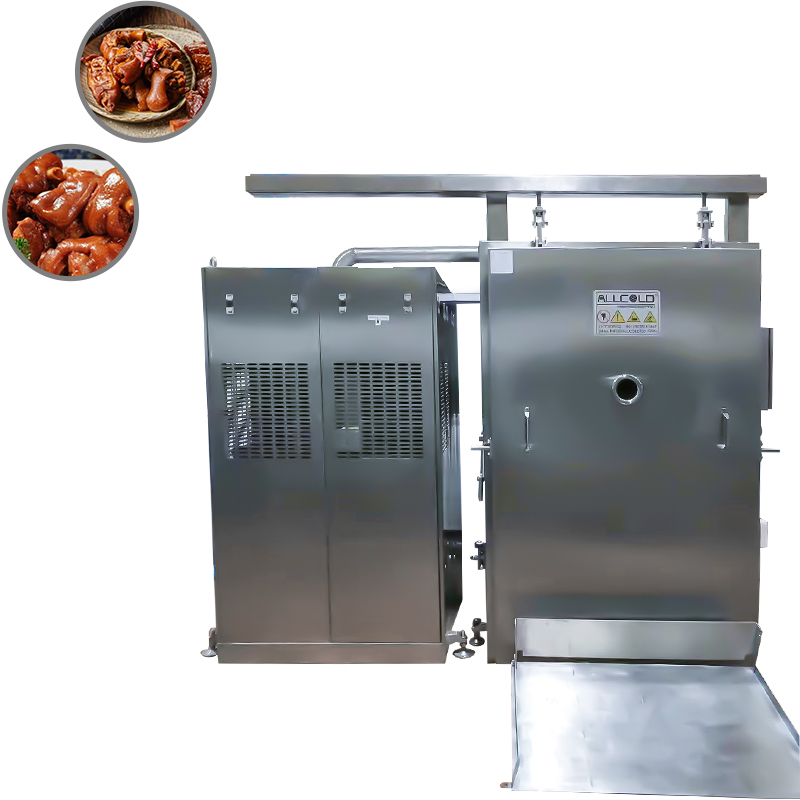 Cooked Meats Vacuum Cooler