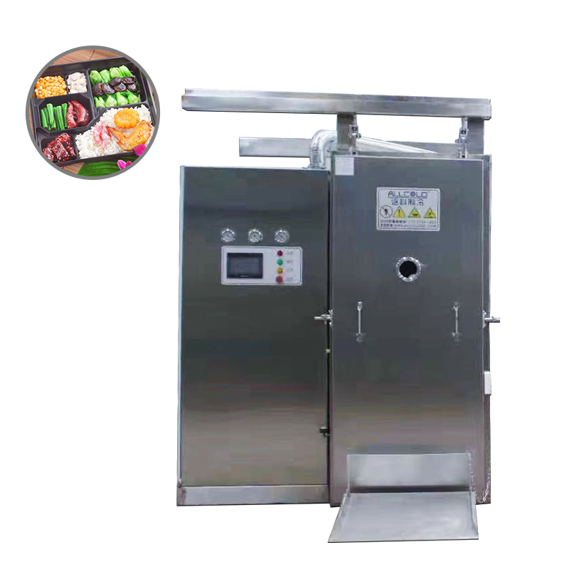 Cooked foods Vacuum Cooler Featured Image