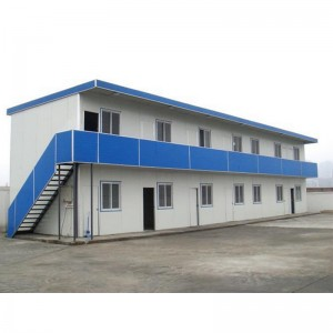 Storey Prefabricated Living Home Container House for Office