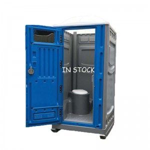 Cheap plastic public mobile squat toilet portable