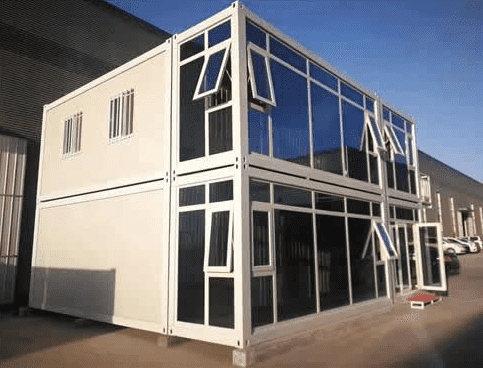 What are the prospects of living container house?