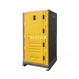 NEW DESIGN Durable Roto Moulding Pe Squat Plastic Mobile Outdoor Plastic Mobile Portable Toilet