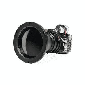 Uncooled VOx 1280*1024 Alarming Network Thermal Camera Module