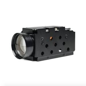 42X 7~300mm 2MP Network Long Range Zoom Block Camera Module