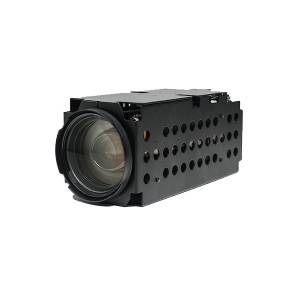 50X 6~300mm 2MP Starlight Network Zoom Block Camera Module