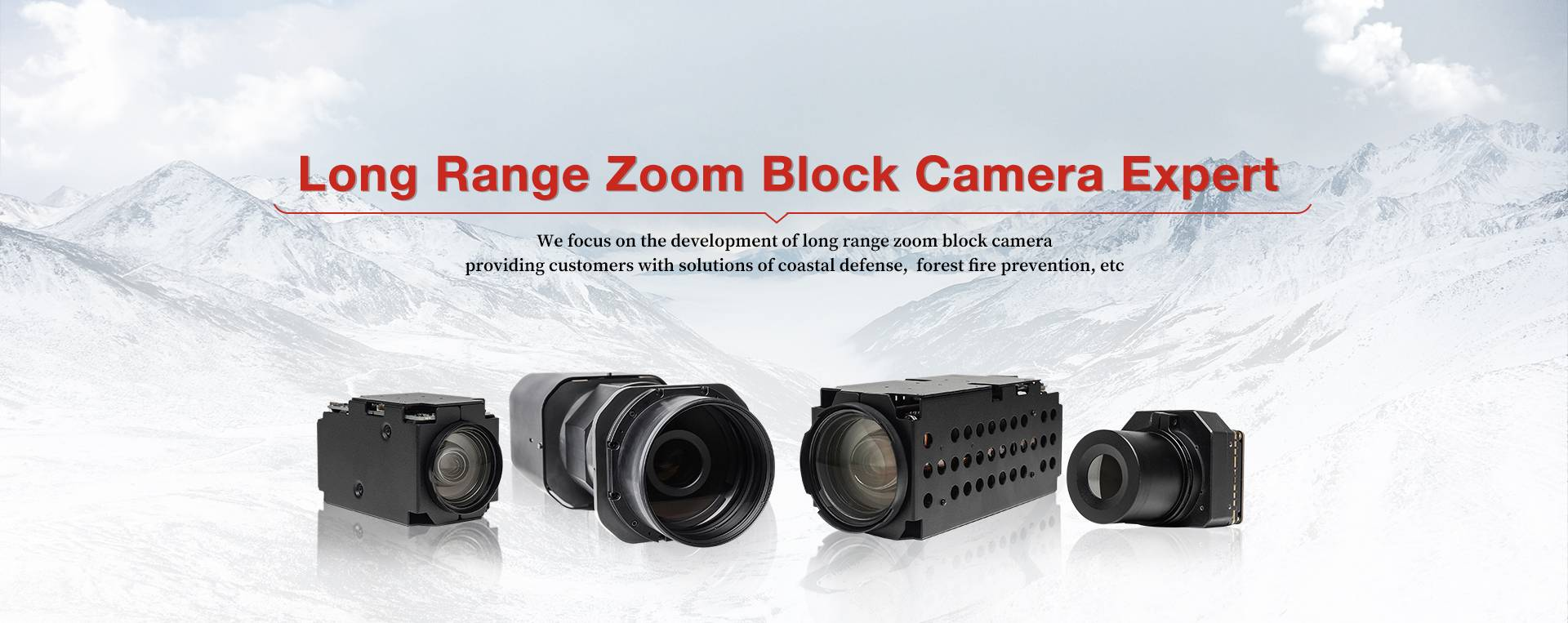 leading zoom block camera manufacturer