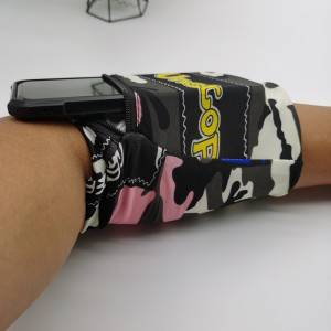 arm phone bag