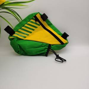 waterproof bike bag in camflage color