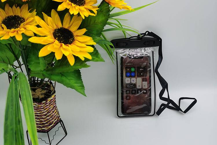 waterproof bag with black header Featured Image