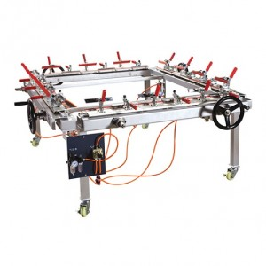 Screen Frame Stretching Machine