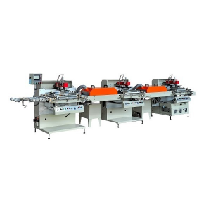 Multi-Color Screen Label Printing Machine