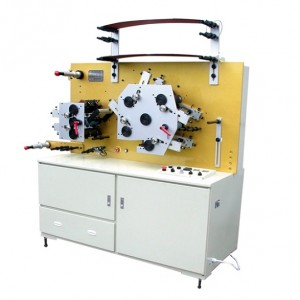 Flexo Label Printing Machine