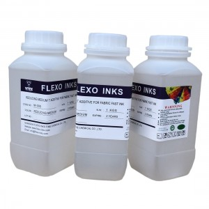 Reducing Medium For Flexo Inks