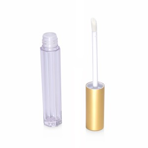 Clear Lip Gloss Tube