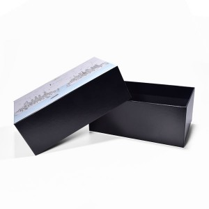 Art Paper Cosmetic Box