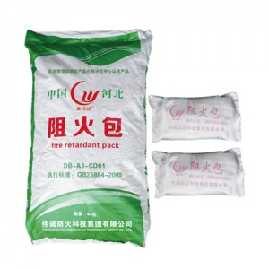 Fire retardant bag