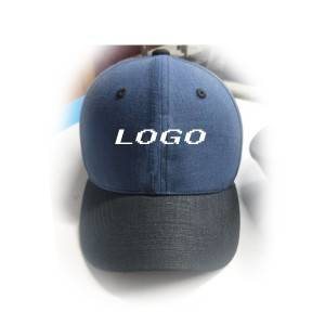 custom Natural fiber Eco-Friendly Cannabis sativa 100% Hemp embroidery Sports Caps Baseball cap