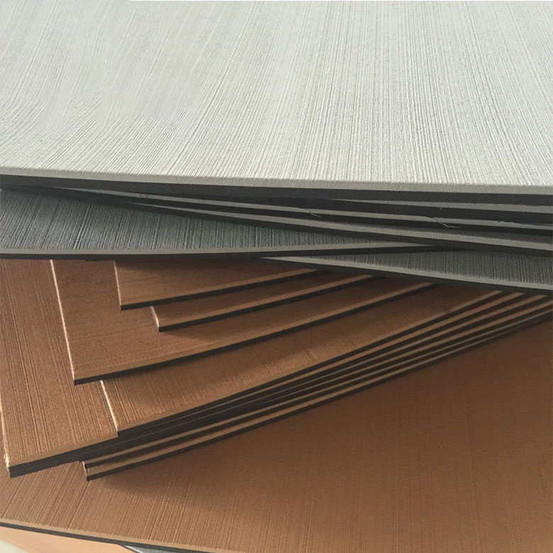 Anti-fatigue mat decking yacht back glue eva foam material marine products eva sheet material