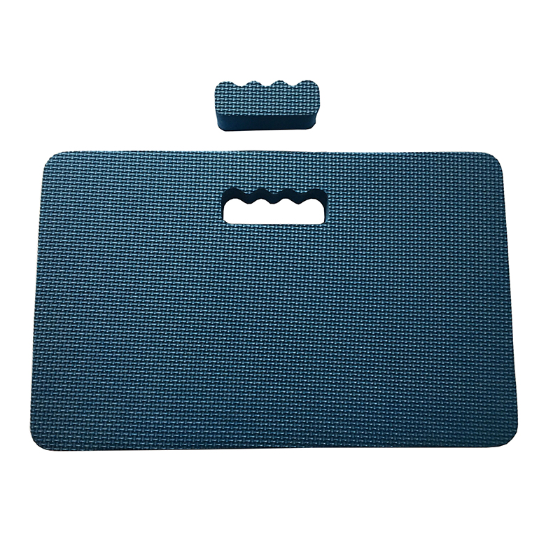 Finely processed various color eco-friendly mat foam garden custom kneeling pad