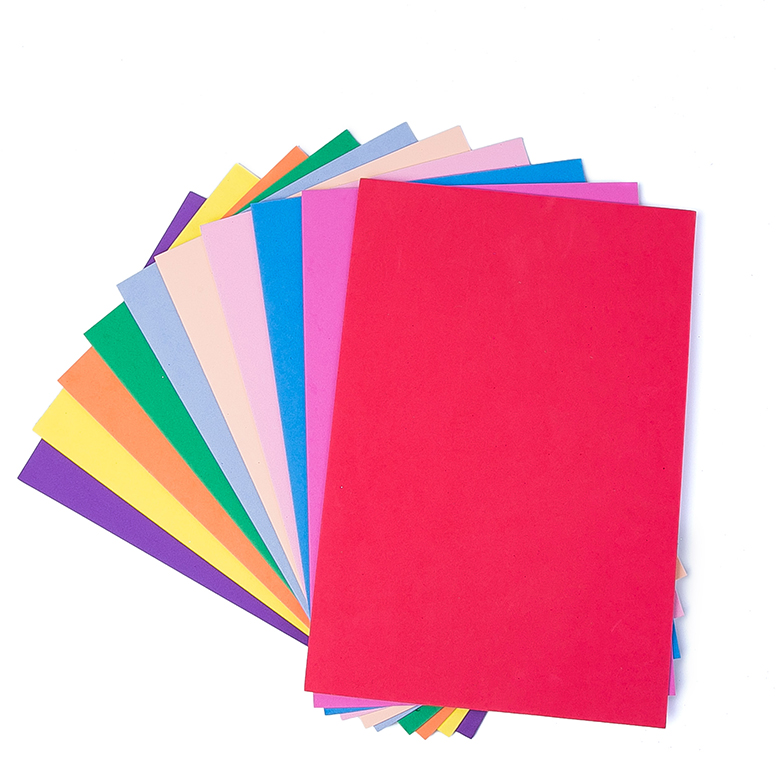 hot sale moderate price colorful clsoed cell pe foam sheet