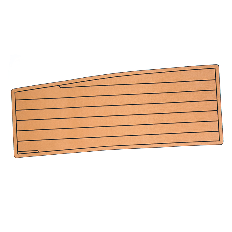 EVA Foam material Faux Teak boat decking for marine with skid proof uv proof