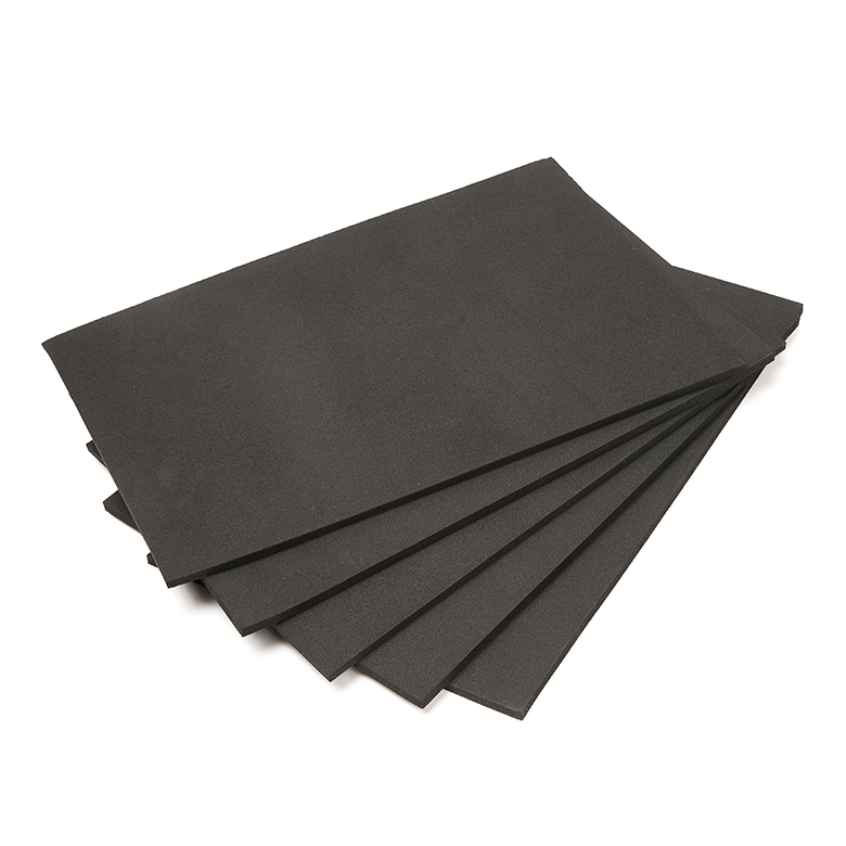 Factory direct price high elastic oem custom epdm foam sheet