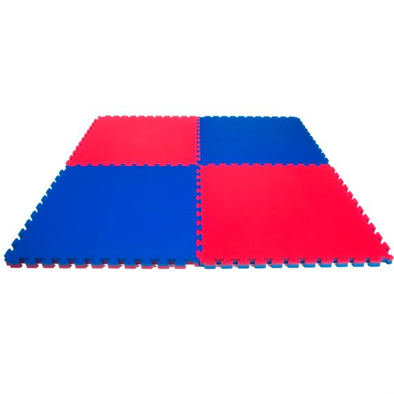 Thick big size eco friendly soft martial reversible training mats taekwondo 2cm thickness foam eva anti-slip mat