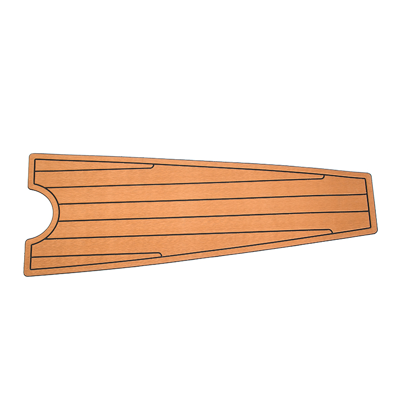 Light Brown custom waterproof boat deck eva marine floor sheet