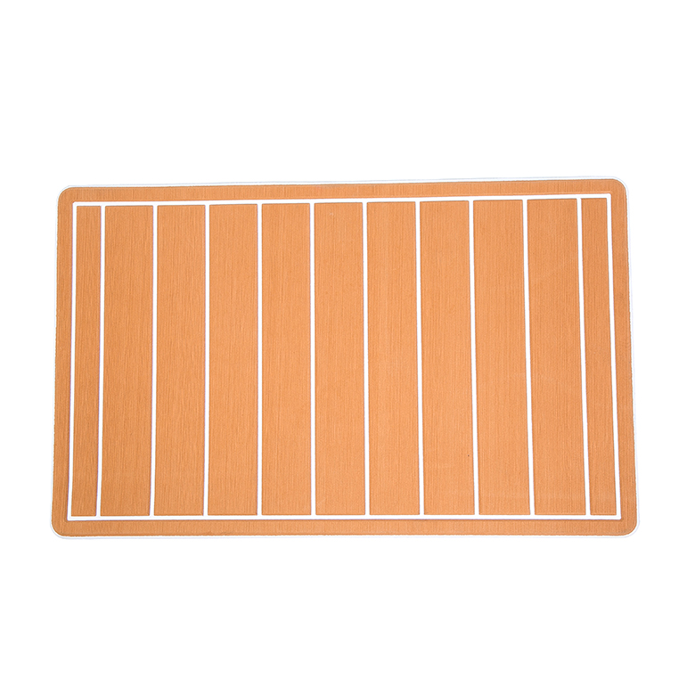 Multiple use synthetic teak decking non skid boat flooring marine eva foam