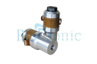 30khz Low impedance ultrasonic welding transducer For sealing