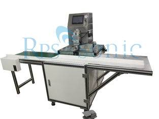Ultrasonic Filter welding machine with rotary ultrasonic tool continues welding Featured Image