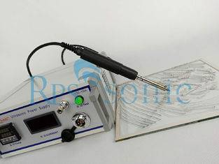 55khz DIY ultrasonic soldering iron equipment for tinning on glass