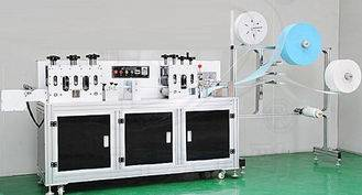 20Khz high speed Ultrasonic mask machine for Disposable medical mask