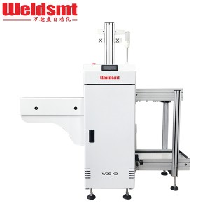 Hot Selling for best online live blackjack casino Auxiliary Equipment - SMT Automatic PCB Loader Machine Unloader Machine Auto Loader & Unloader – WELDSMT