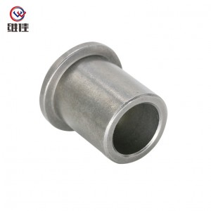 High reputation Copper Bushings - Hangzhou Wholesale Powder Metallurgy Machinery Bearing Bushing Sleeve – Welfine