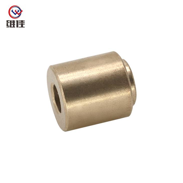 self lubricating copper bearing Featured Image